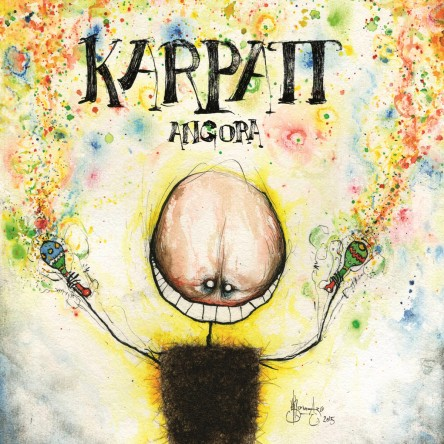 KARPATT, 7ème album Angora