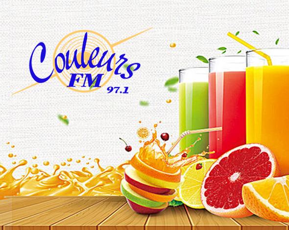 Bienvenue sur CouleursFM97.1