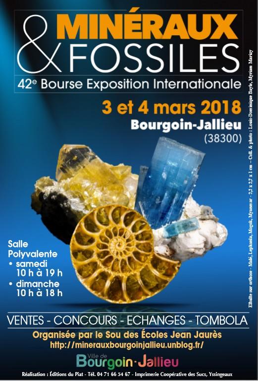 20180302 Salon Mineraux