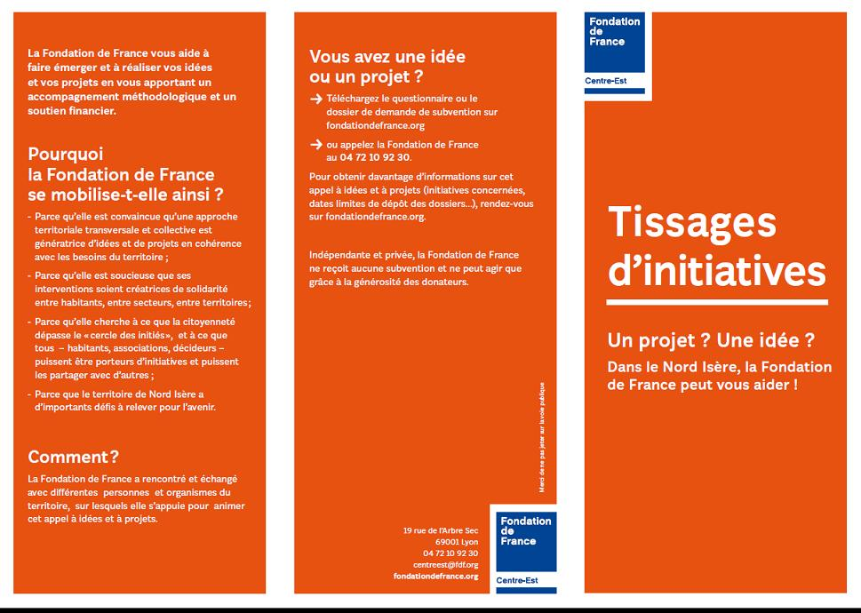 Tissages Dinitiatives 2018